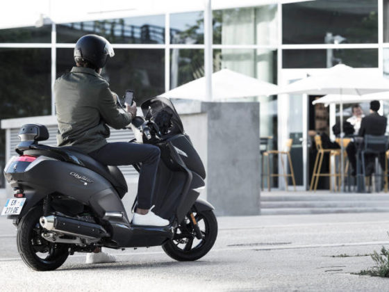 scooter 125 cc toulouse